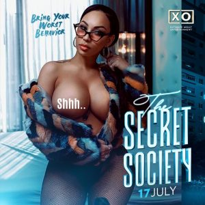 Secrecy only @xo-lounge